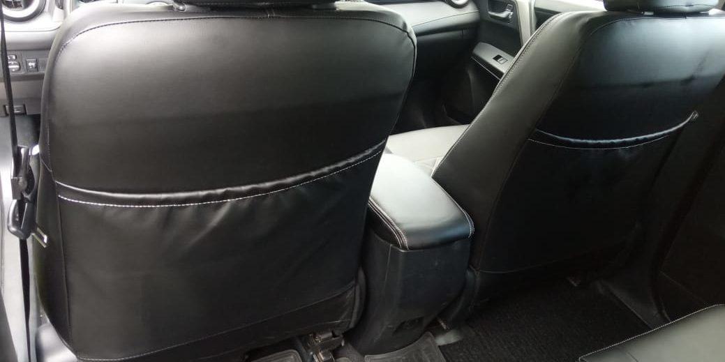 Исполняем хотелки №1: Новый формат карманов «для мелочей» на спинке передних сидений